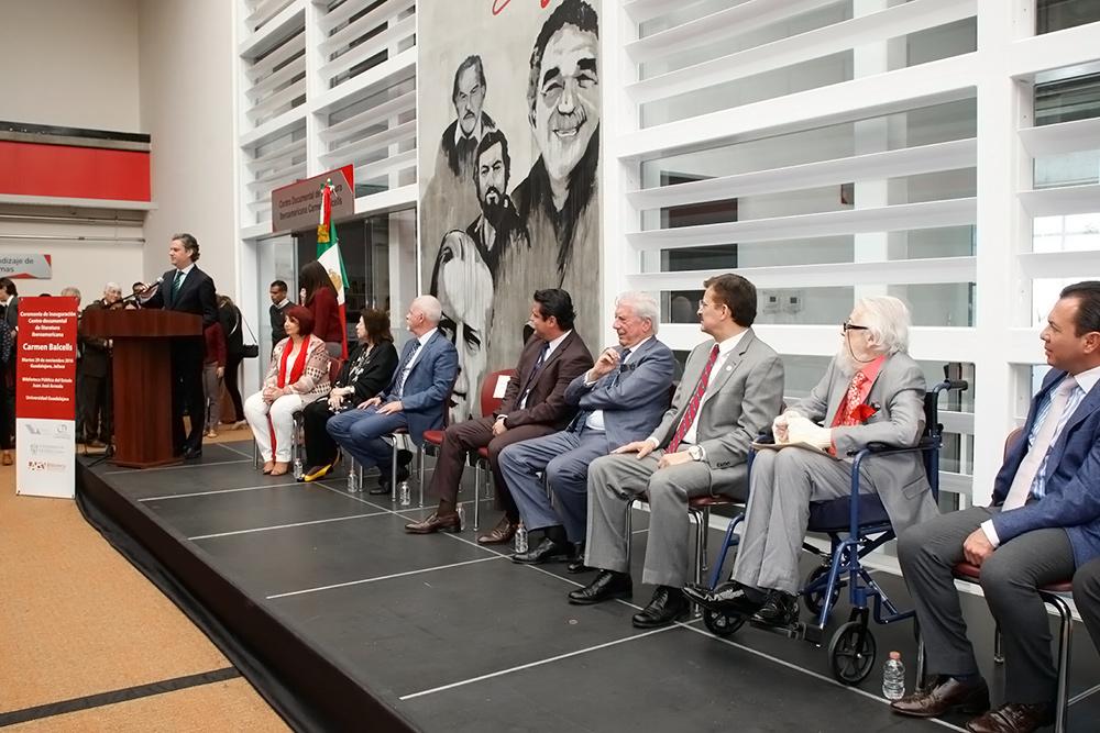 Conferencia del secretario de Educación Publica, Aurelio Nuño Mayer