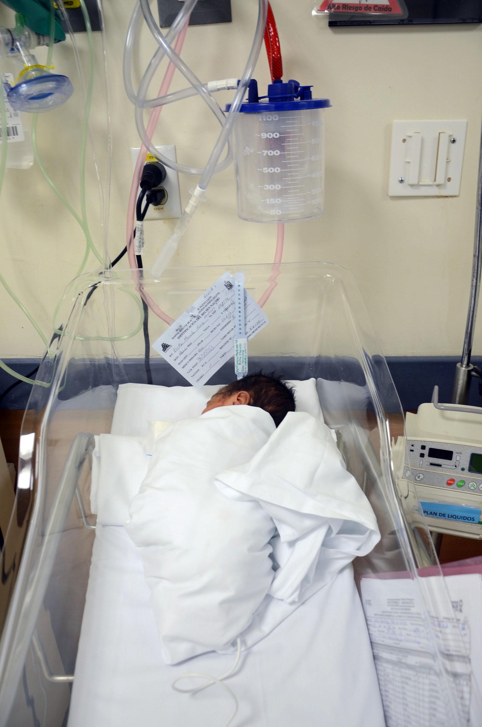 Programa de tamizaje cardiaco neonatal