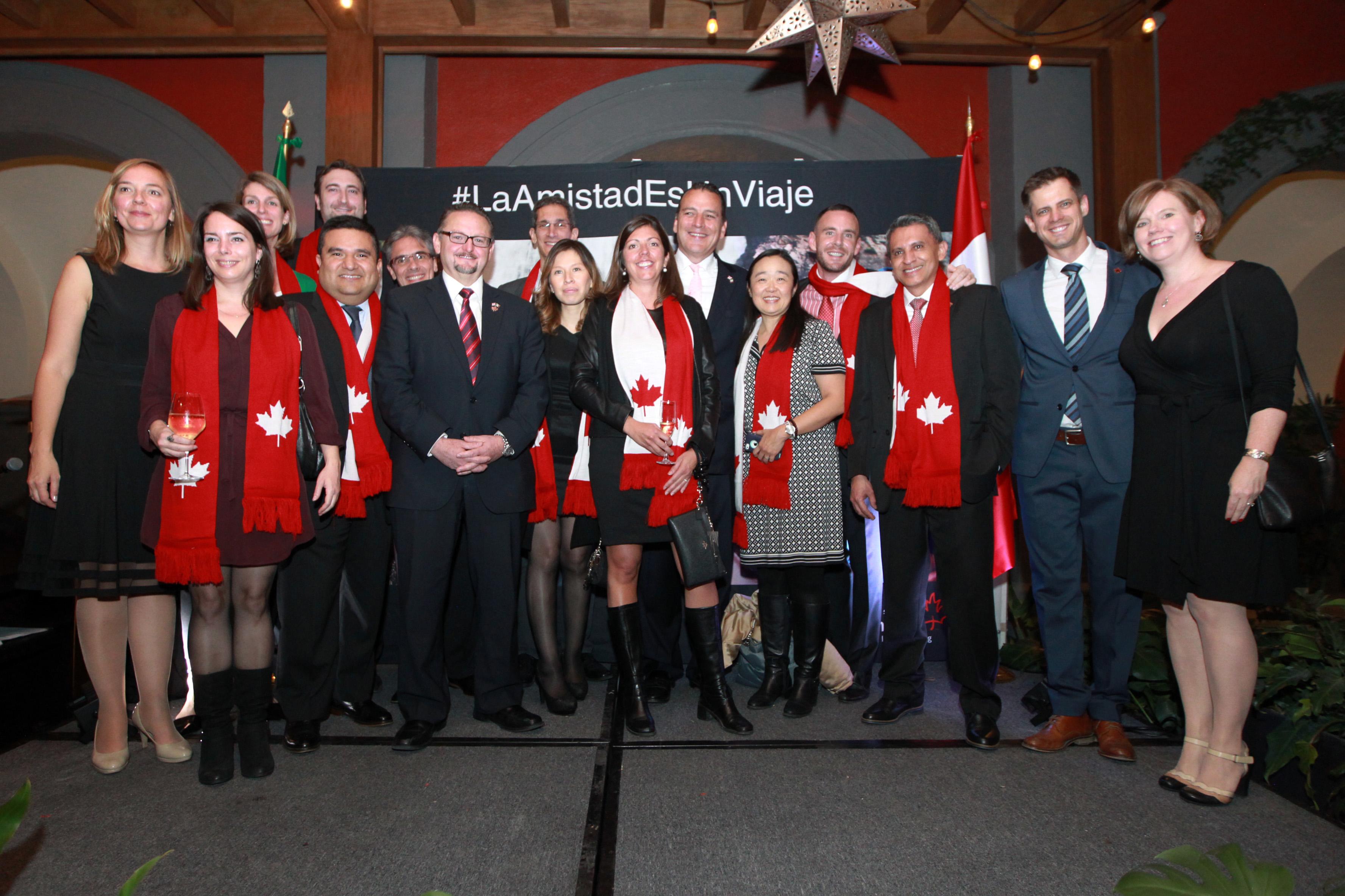 Canadá elimina el requisito de visa a los nacionales mexicanos