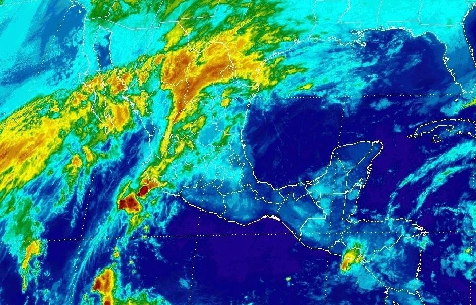 Marcado descenso de temperatura y vientos fuertes con rachas de hasta 60 km/h, se prevén en el noroeste y el norte de México