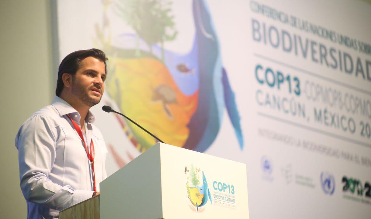 """""""La biodiversidad ofrece soluciones clave para hacer frente a los desafíos del desarrollo"""