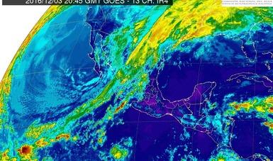 En el noroeste, el norte y el noreste de México, continuará el ambiente muy frío en las próximas horas