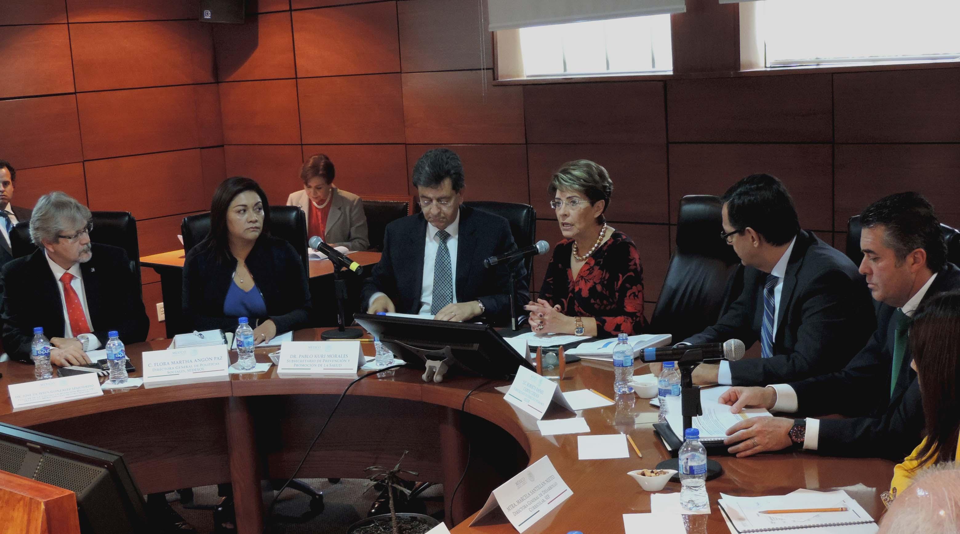 Instalación de la Comisión Intersecretarial para la Atención a Personas con la Condición del Espectro Autista