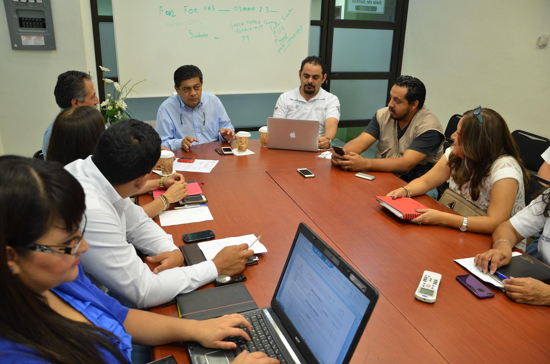 Sexta reunión del Comité de Seguridad Estatal de Salud