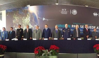 Conmemoración del Día de la Aviación Civil Internacional