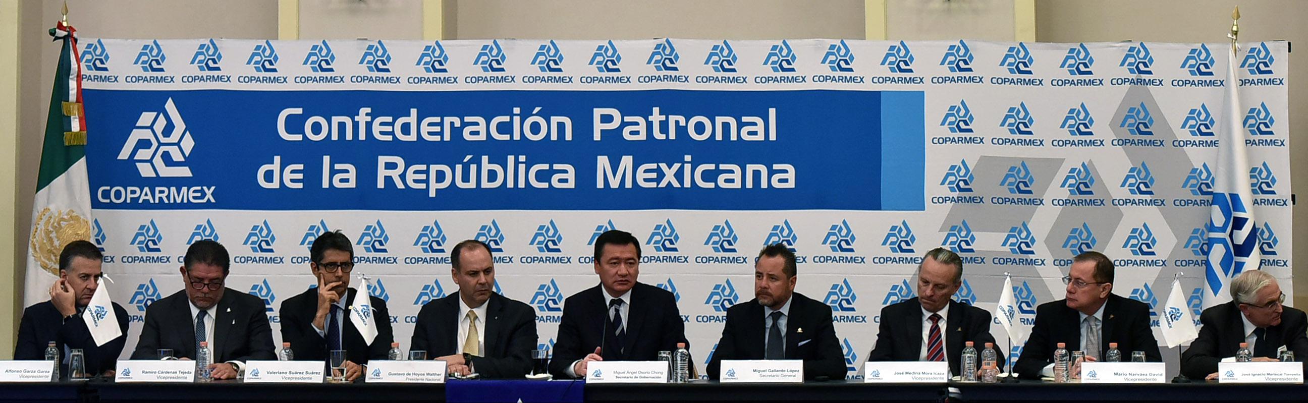 Confederación Patronal de la República Mexicana