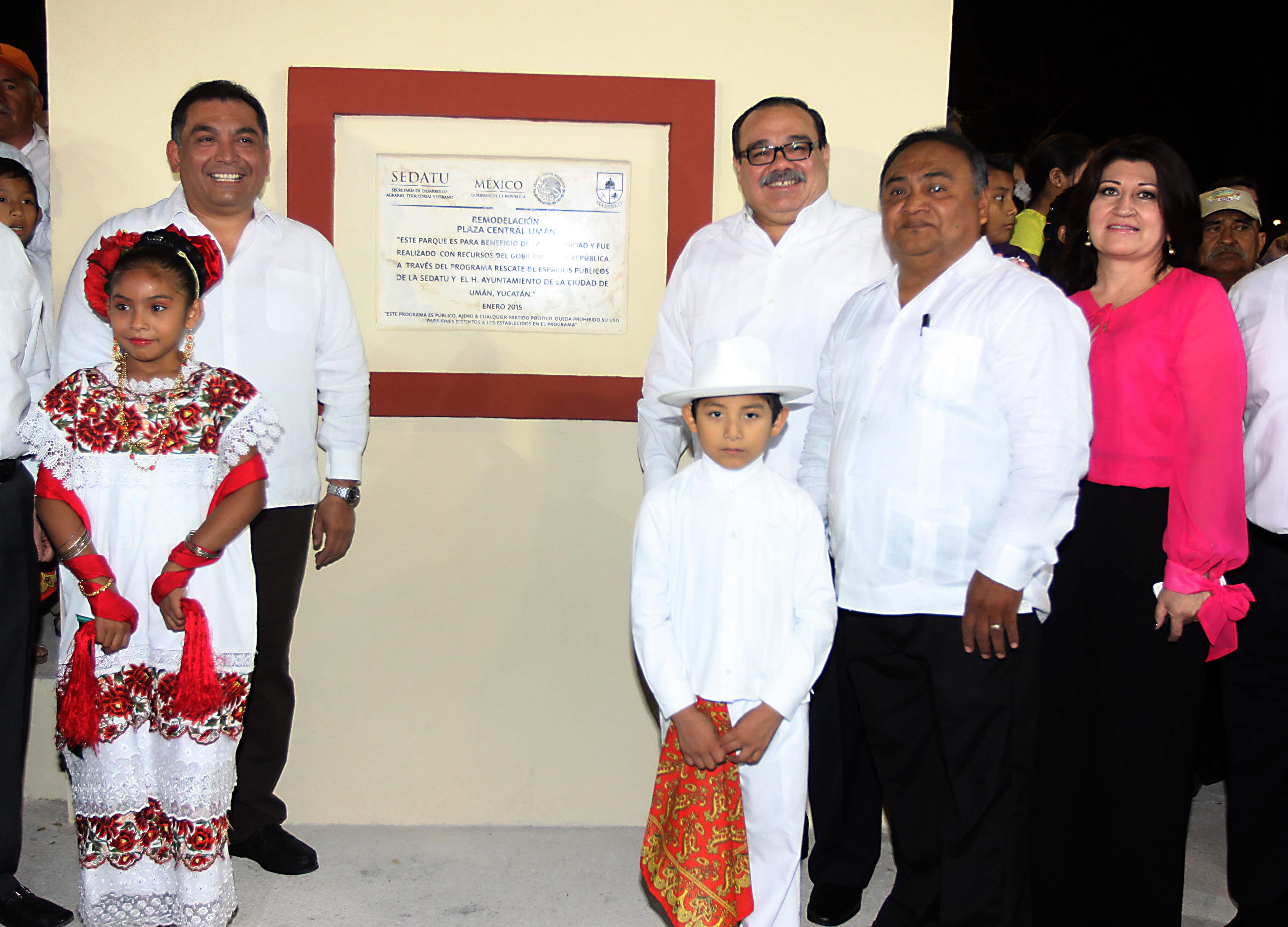 En 2014 el Gobierno de la República invirtió en Yucatán 115 millones pesos en construcción de casas nuevas, ampliaciones y mejoramientos.