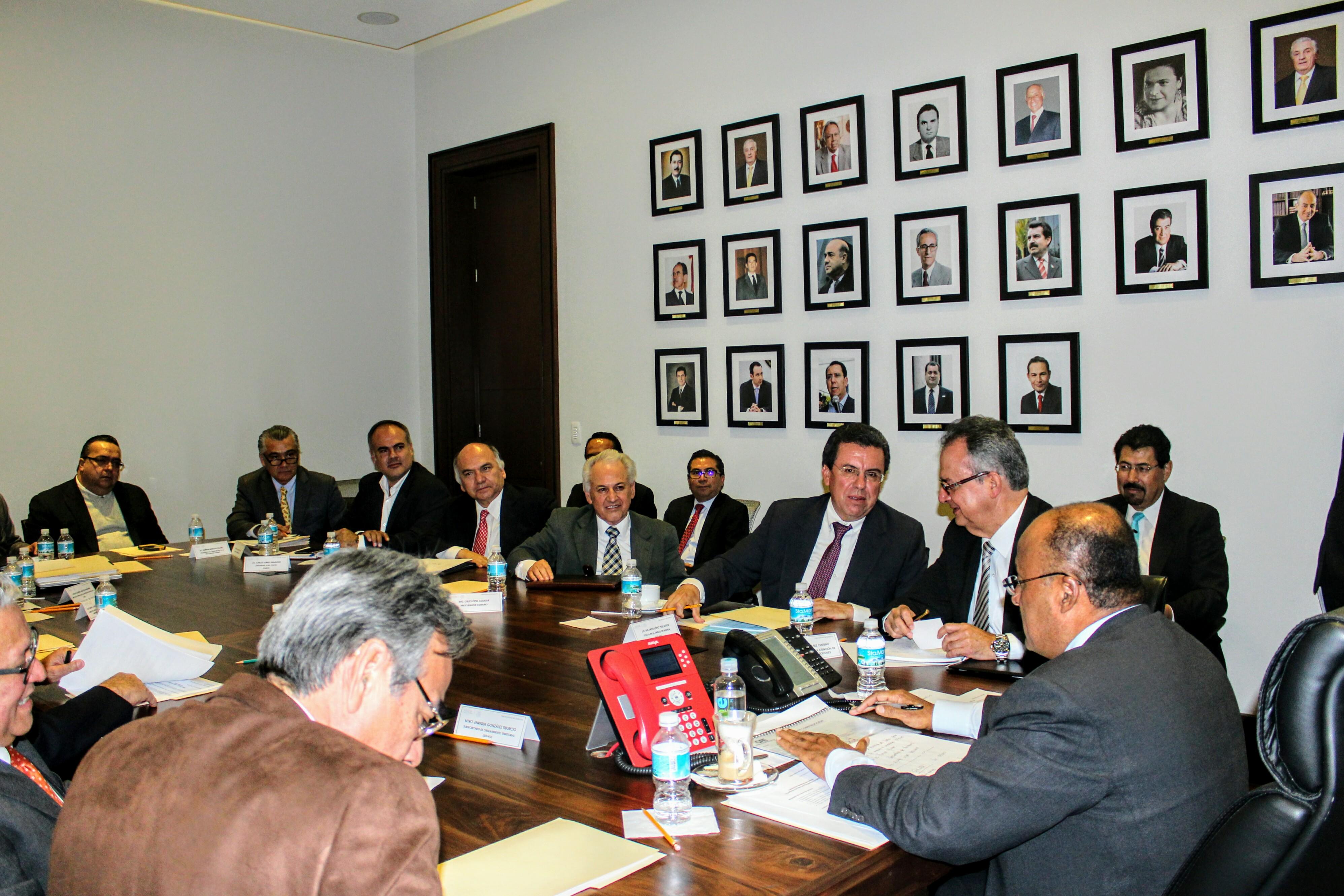 El Subsecretario de Gobierno, René Juárez, preside instalación del Comité Nacional de Coordinación para la Proyección, Gestión y Coordinación Interinstitucional para Ejecución de Proyectos Derivados de Ley de Hidrocarburos y de Industria Eléctrica