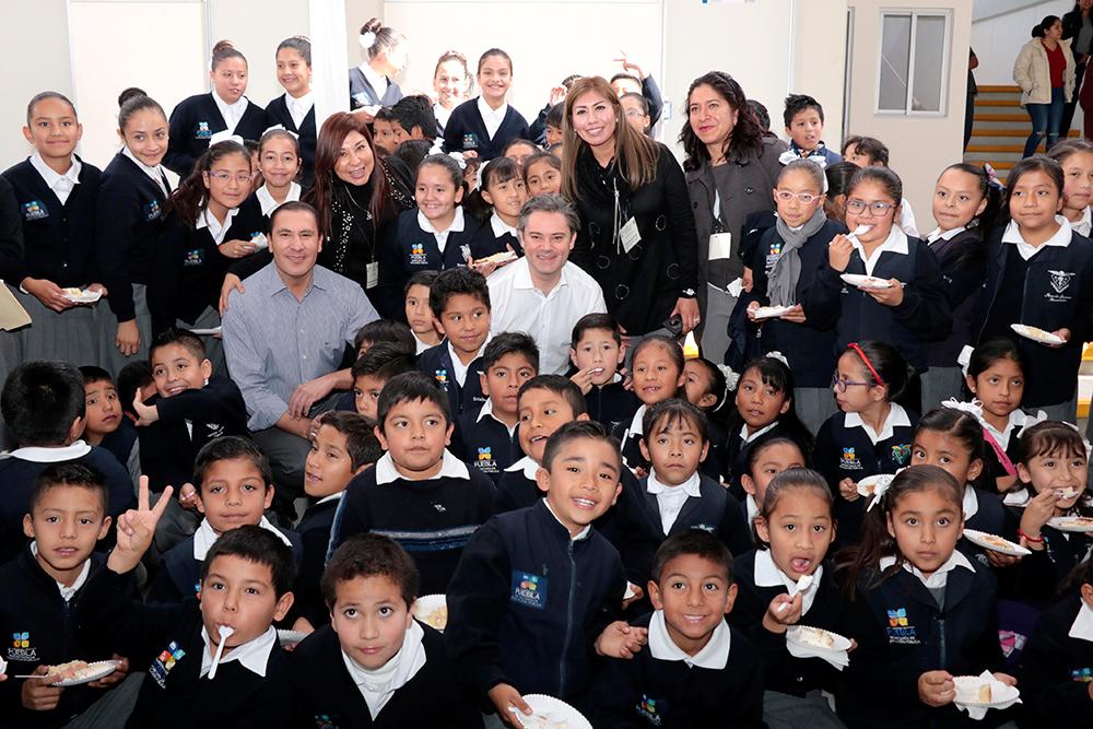 Empieza a verse la transformación educativa: Nuño Mayer