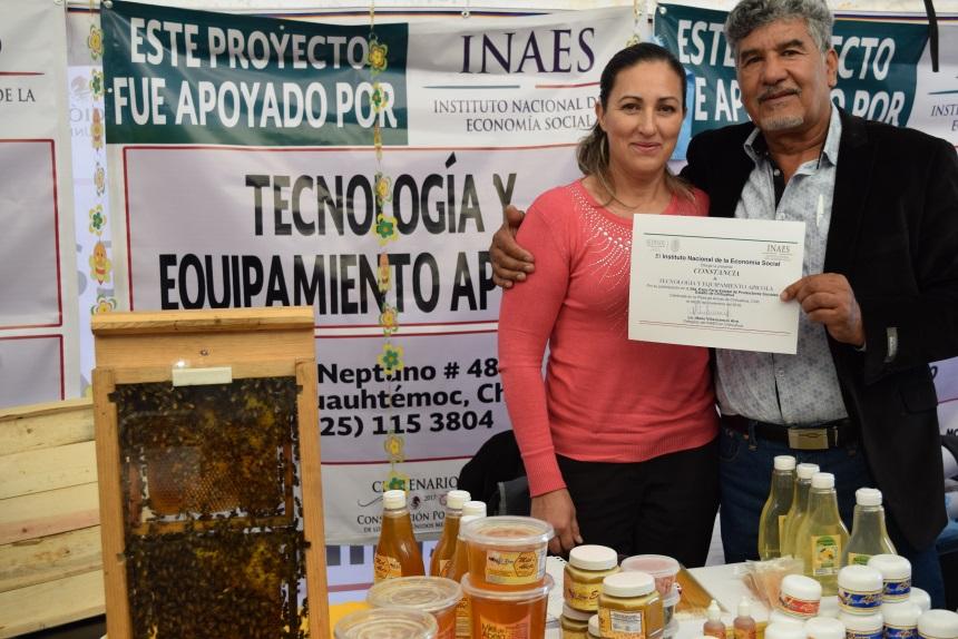 2a Expo de Economía Social en Chihuahua