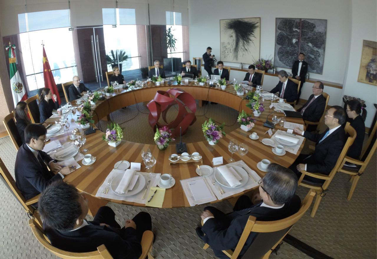 México y China celebran reunión política de alto nivel