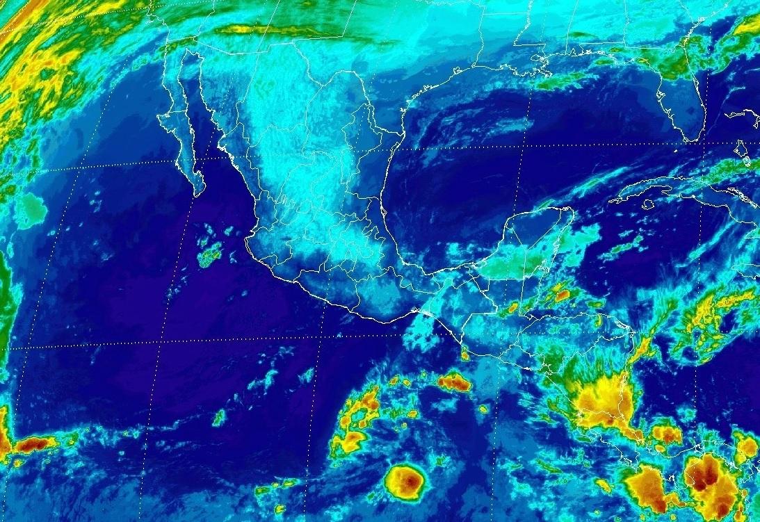 Se mantiene el pronóstico de ambiente frío en la mañana y la noche en el norte, el centro y el oriente de México
