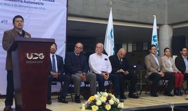 El evento se realizó los días 1 y 2 de diciembre de 2016 en la Universidad Politécnica de Guanajuato