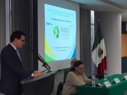 Dra. Amparo Martínez en el Seminario de Carbon Pricing, ITAM - Climate Blue