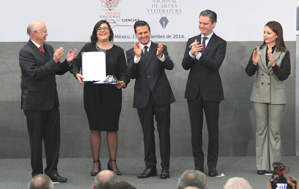 Educación, ciencias y arte, fuente de fortaleza y unidad de los mexicanos: Nuño Mayer