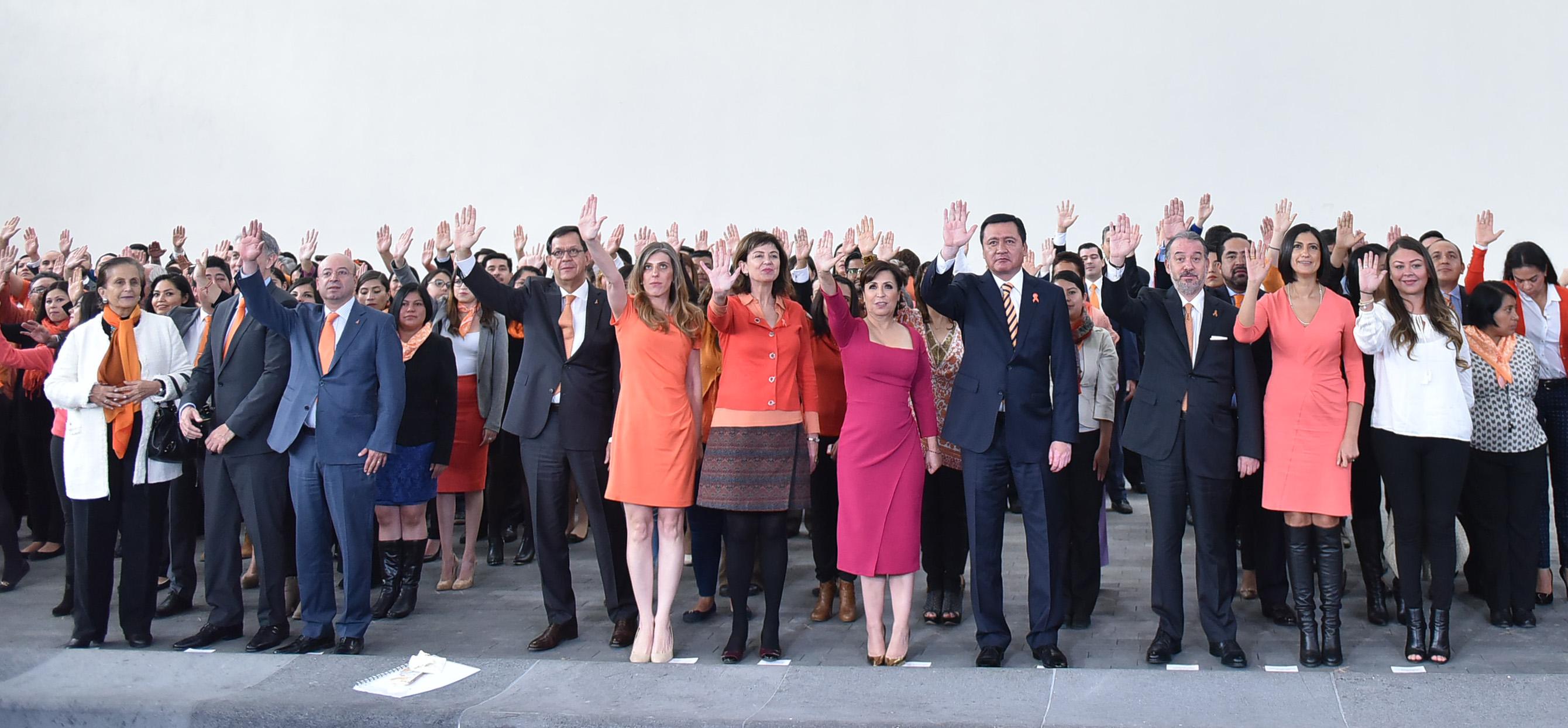 El Secretario de Gobernación encabezó las XXIX y XXX Sesiones Ordinarias del Sistema Nacional de Prevención, Atención, Sanción y Erradicación de la Violencia contra las Mujeres