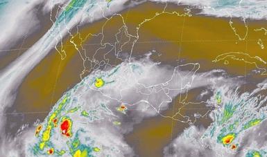 Para el Estado de México y Puebla, se pronostican tormentas fuertes durante las próximas horas