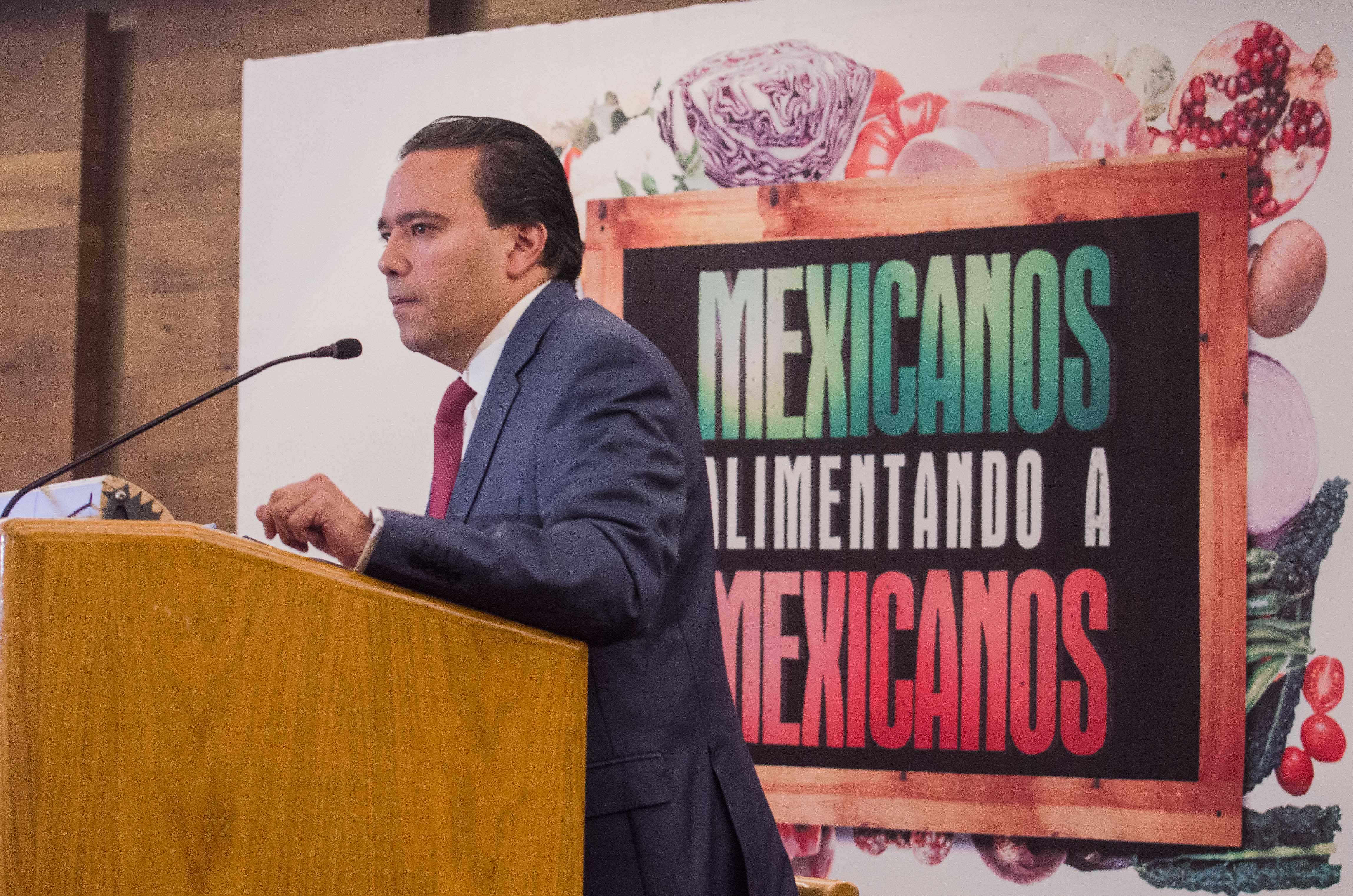 México es la 11 economía del mundo y en materia agroalimentaria es el lugar 12, pero en breve se considera posicionarnos dentro de los 10 mejores países productores de alimentos.
