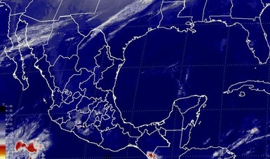 Se mantendrán las temperaturas bajas durante las siguientes horas, en el noroeste y el norte de México