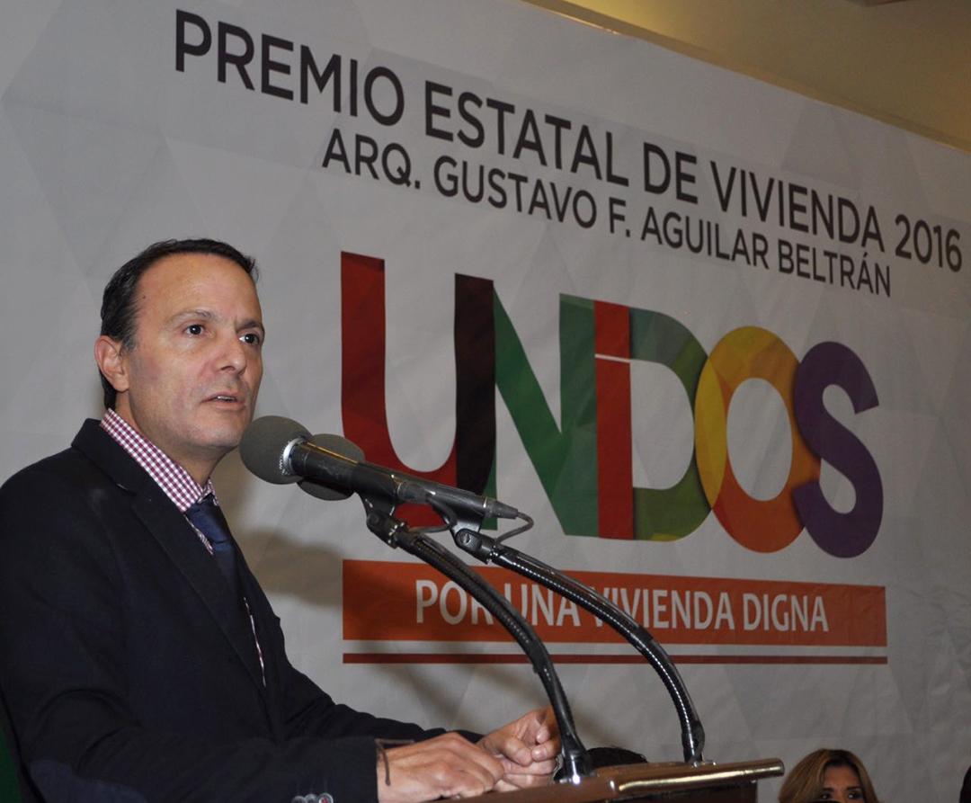 Entrega del Premio Estatal de Vivienda Sonora 2016