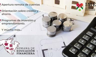 Resultados de la Semana de Educación Financiera 2019