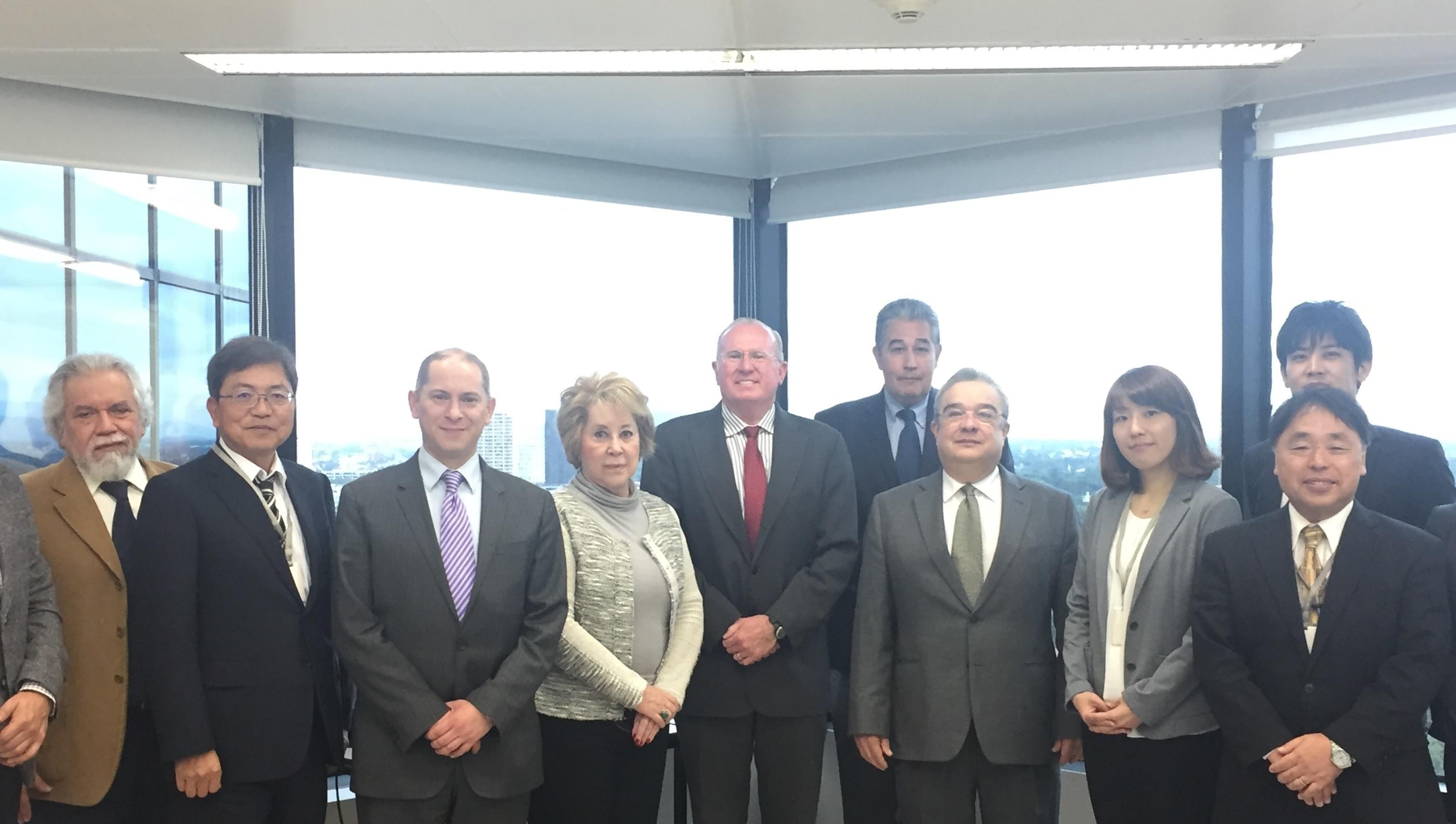 Fortalece AEM agenda conjunta con Japón para desarrollo de satélites