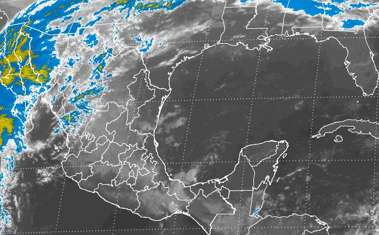 Tormentas fuertes, se pronostican hoy, en regiones de Veracruz