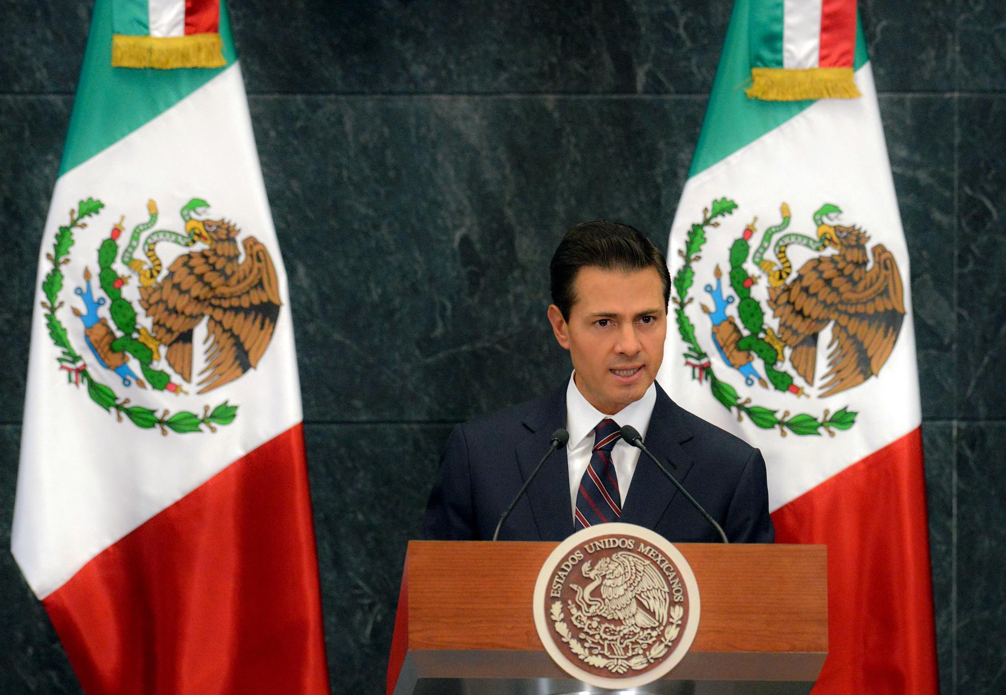 """""""The cost of failing to prioritize our economic stability would be even greater and much more painful and expensive than the measure that has been taken"""": EPN"""