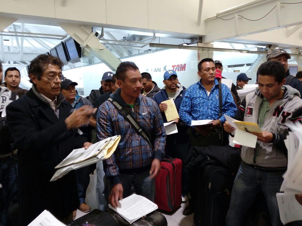 Programa de Trabajadores Agrícolas Temporales México-Canadá (PTAT).