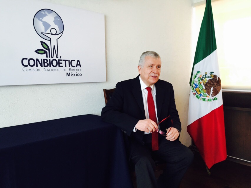 México, líder internacional en Bioética