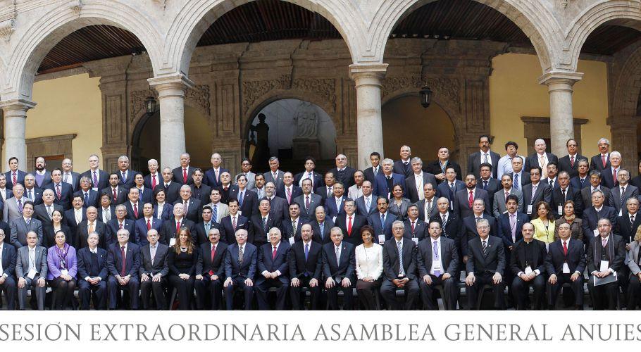 XXIII Sesión extraordinaria de la ANUIES
