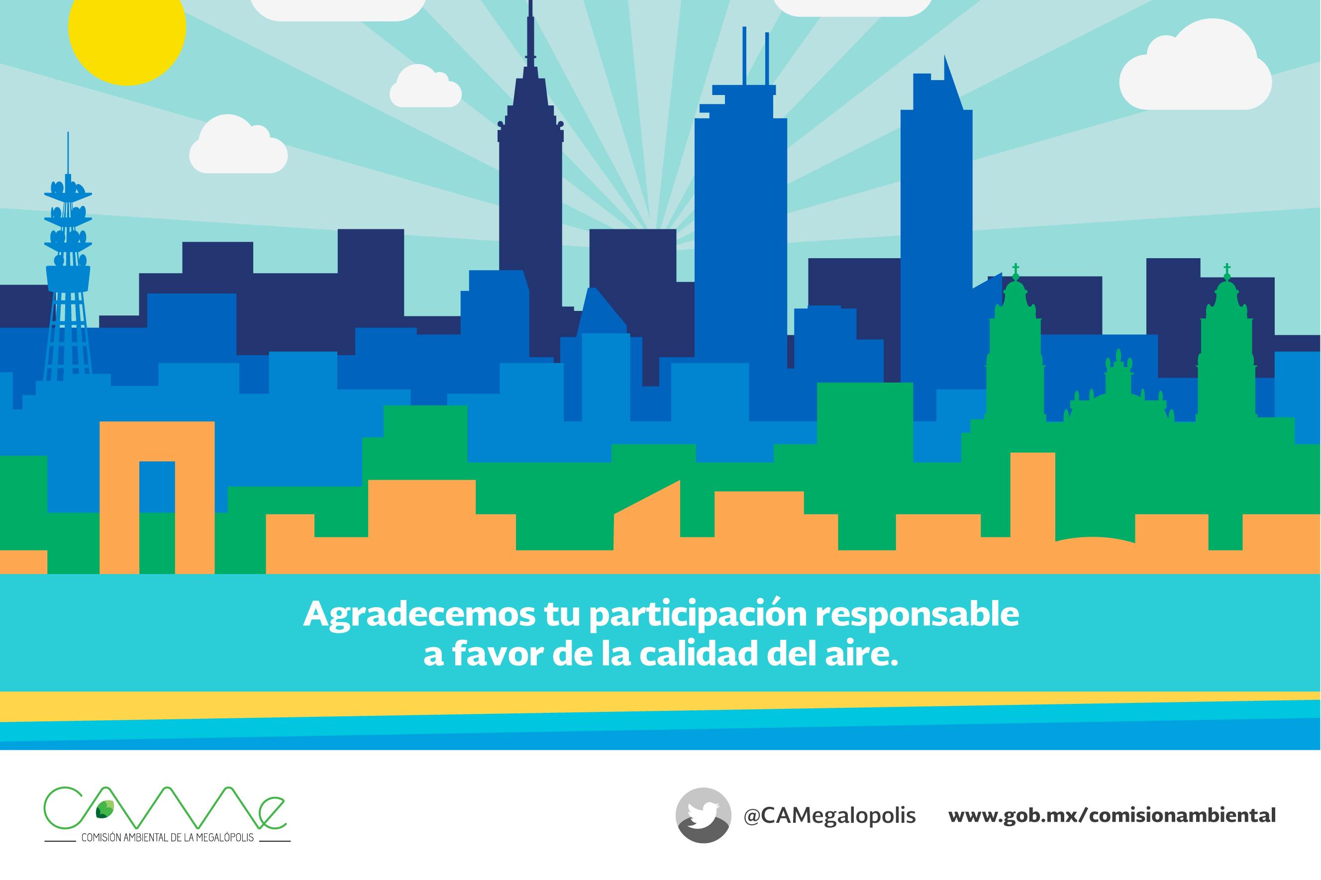 Se suspende Contingencia Ambiental Atmosférica Regional por partículas PM10.