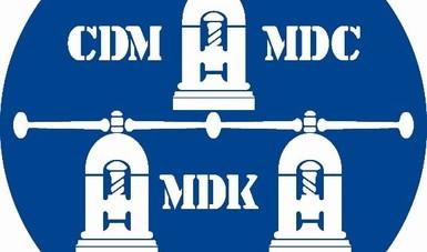 Logo MDC - Conferencia Internacional de Directores de Casas de Moneda