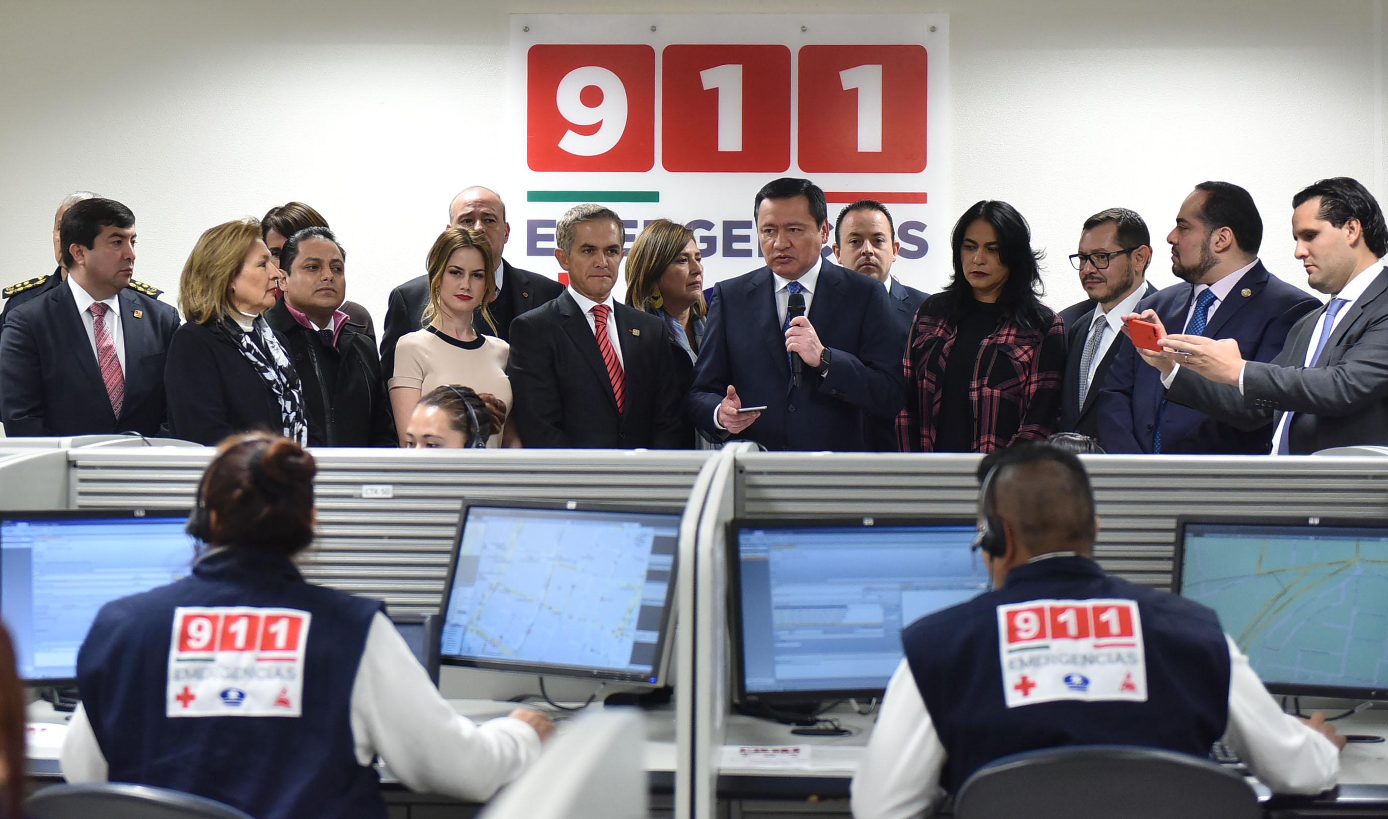 Nuevo número telefónico de emergencias 9-1-1