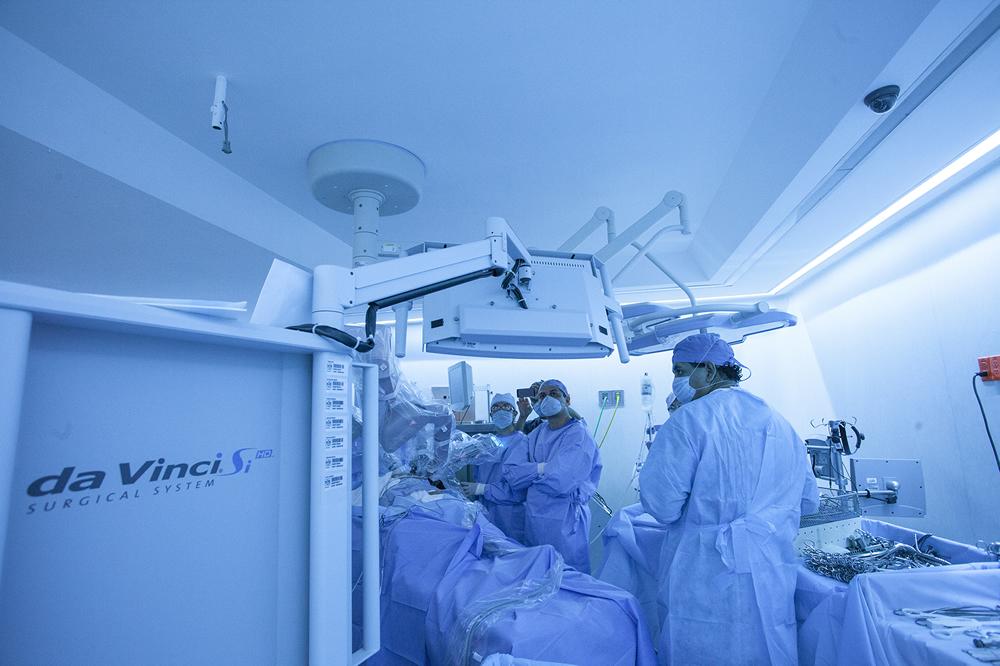 CMN 20 de Noviembre será el hospital del país que aplique cirugía robótica en más especialidades