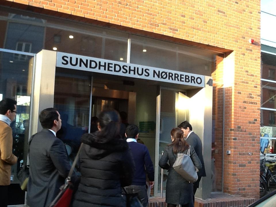 Daneses comparten estrategias contra obesidad, sobrepeso y diabetes con delegación mexicana en Dinamarca