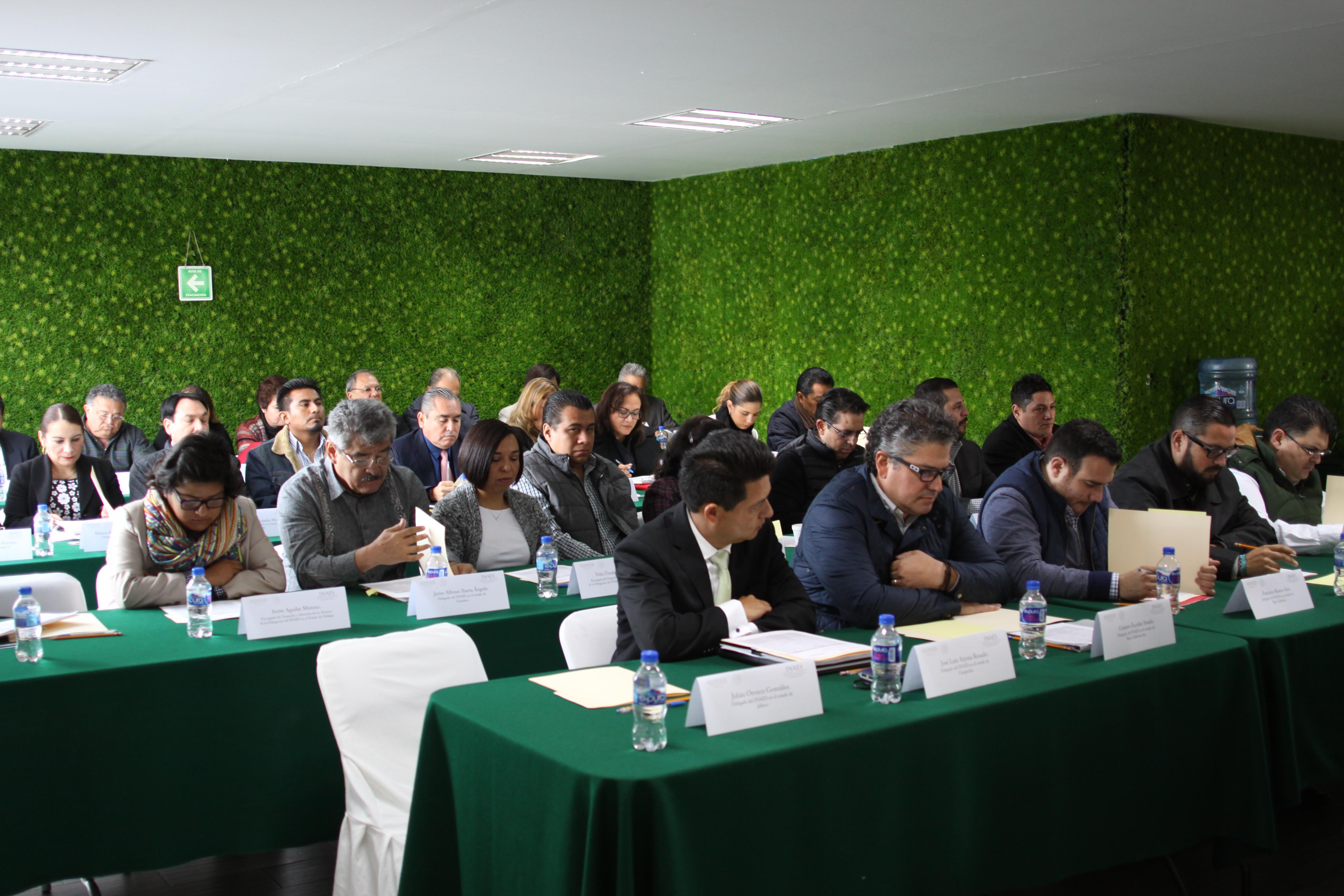 Reunión de Delegados INAES 2017