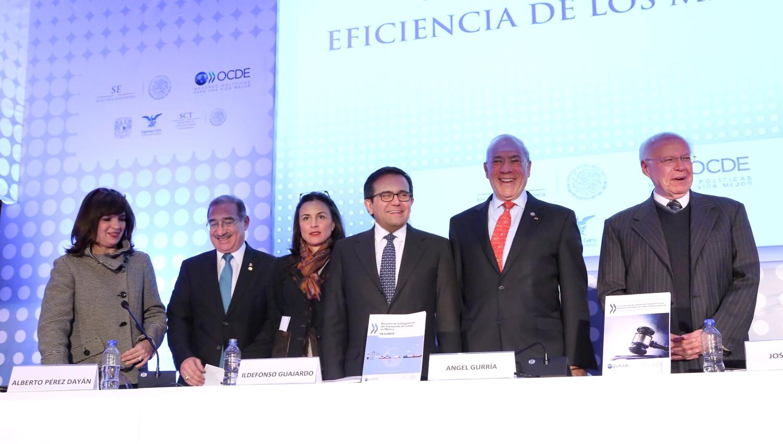 """Inicia el Foro Competencia y Regulación: """"En Búsqueda de la Eficiencia de los Mercados"""""""
