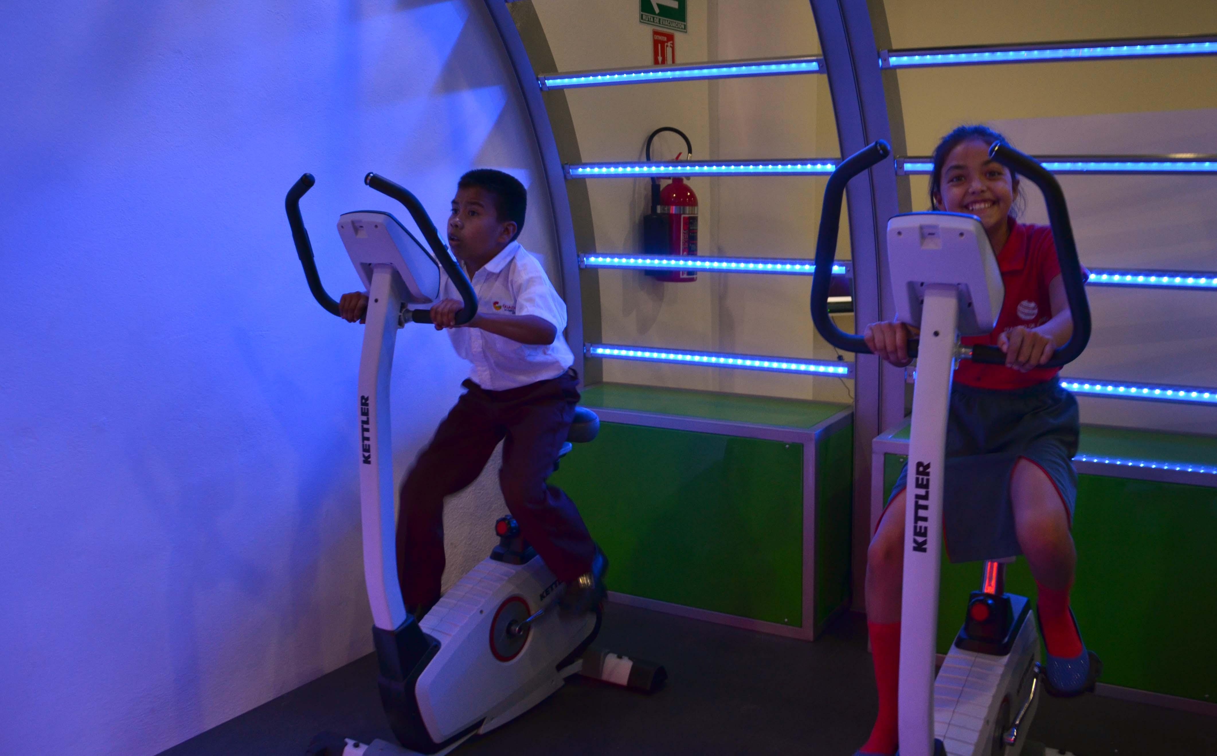 Actividad física y alimentación saludable previenen esta enfermedad en los menores.
