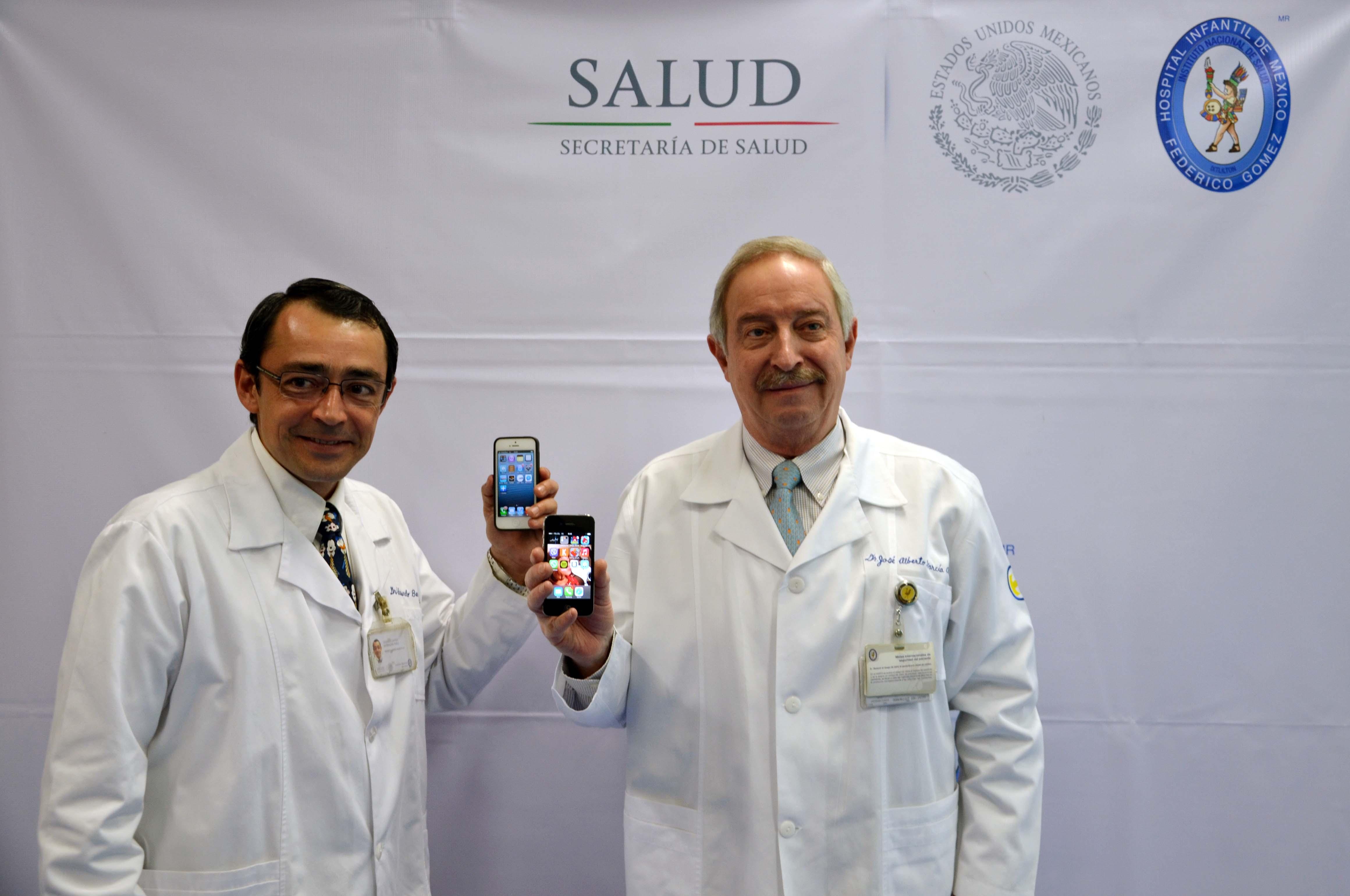 Aplicación móvil en español para pacientes con epilepsia
