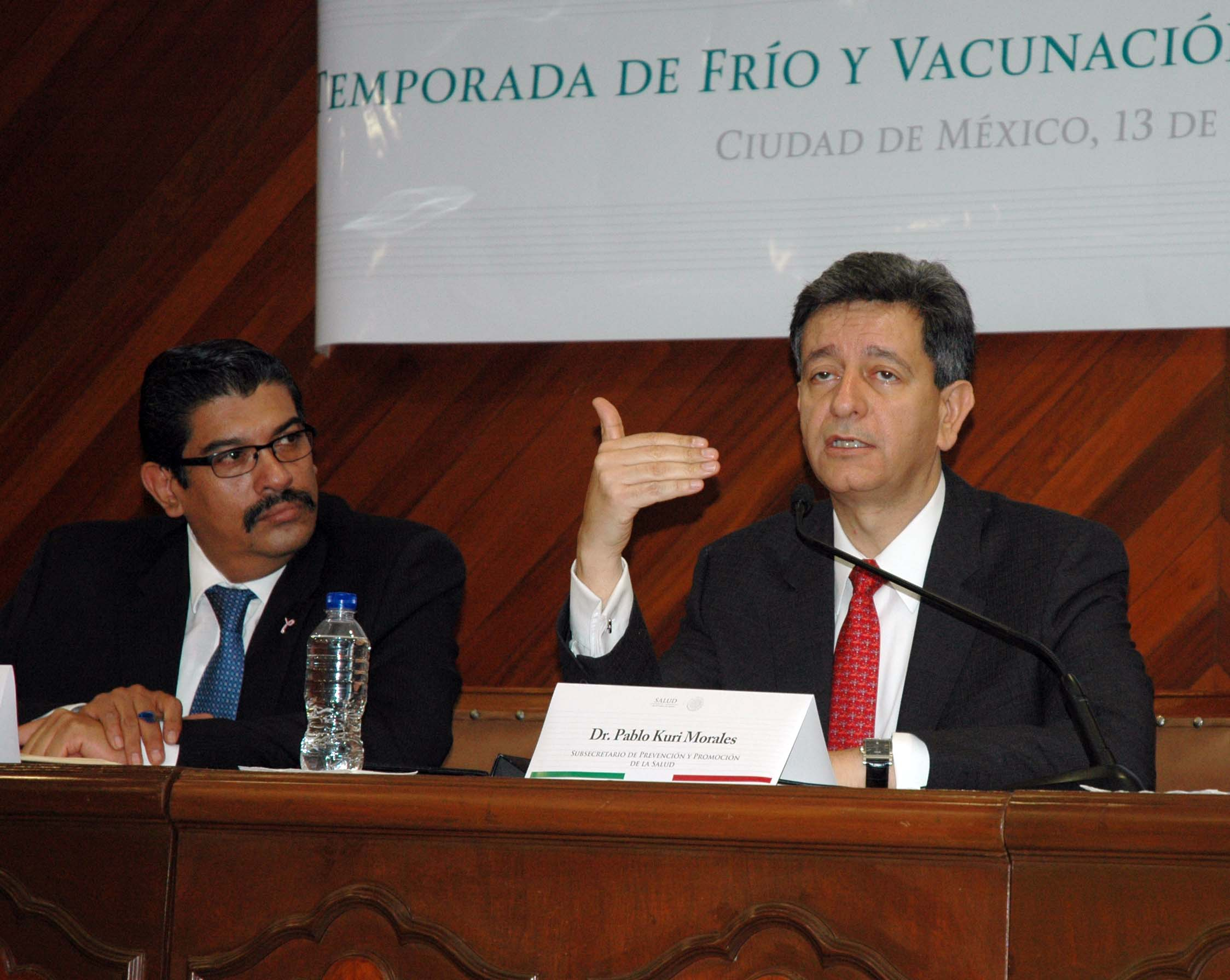 Campaña de Vacunación gratuita contra la Influenza
