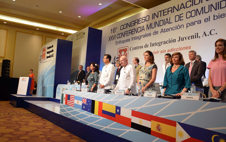 XXVI Conferencia Mundial de Comunidades Terapéuticas