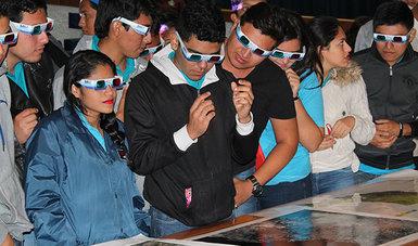 Servicio Geológico Mexicano abre sus puertas a futuros ingenieros petroleros