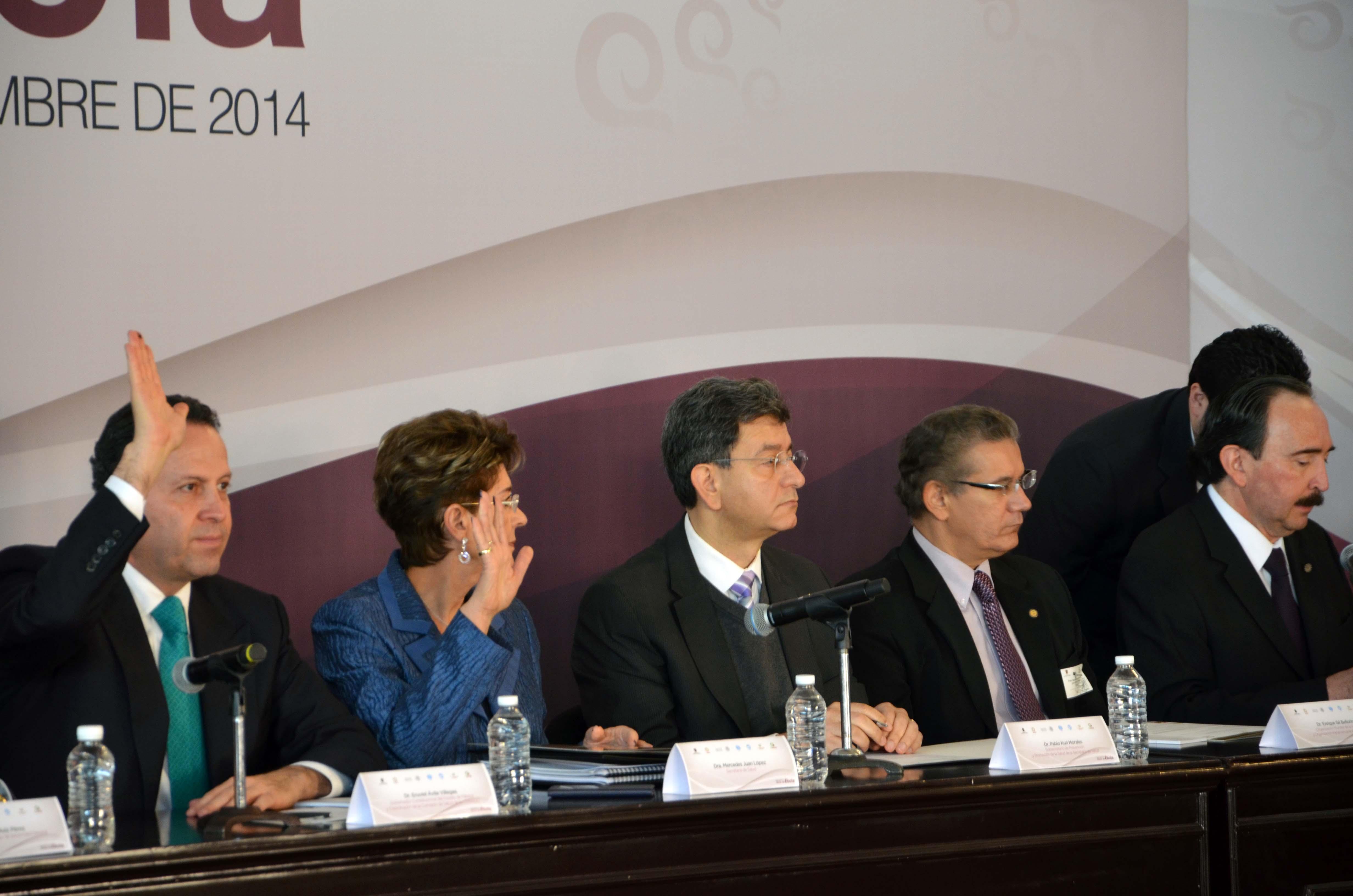 Reunión Ejecutiva de la Comisión de Salud de la CONAGO