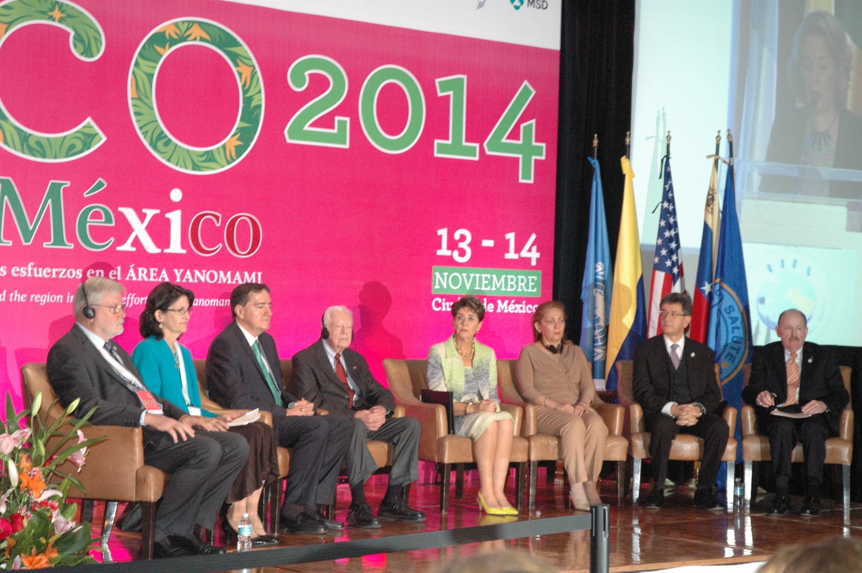 Conferencia Interamericana sobre Oncocercosis