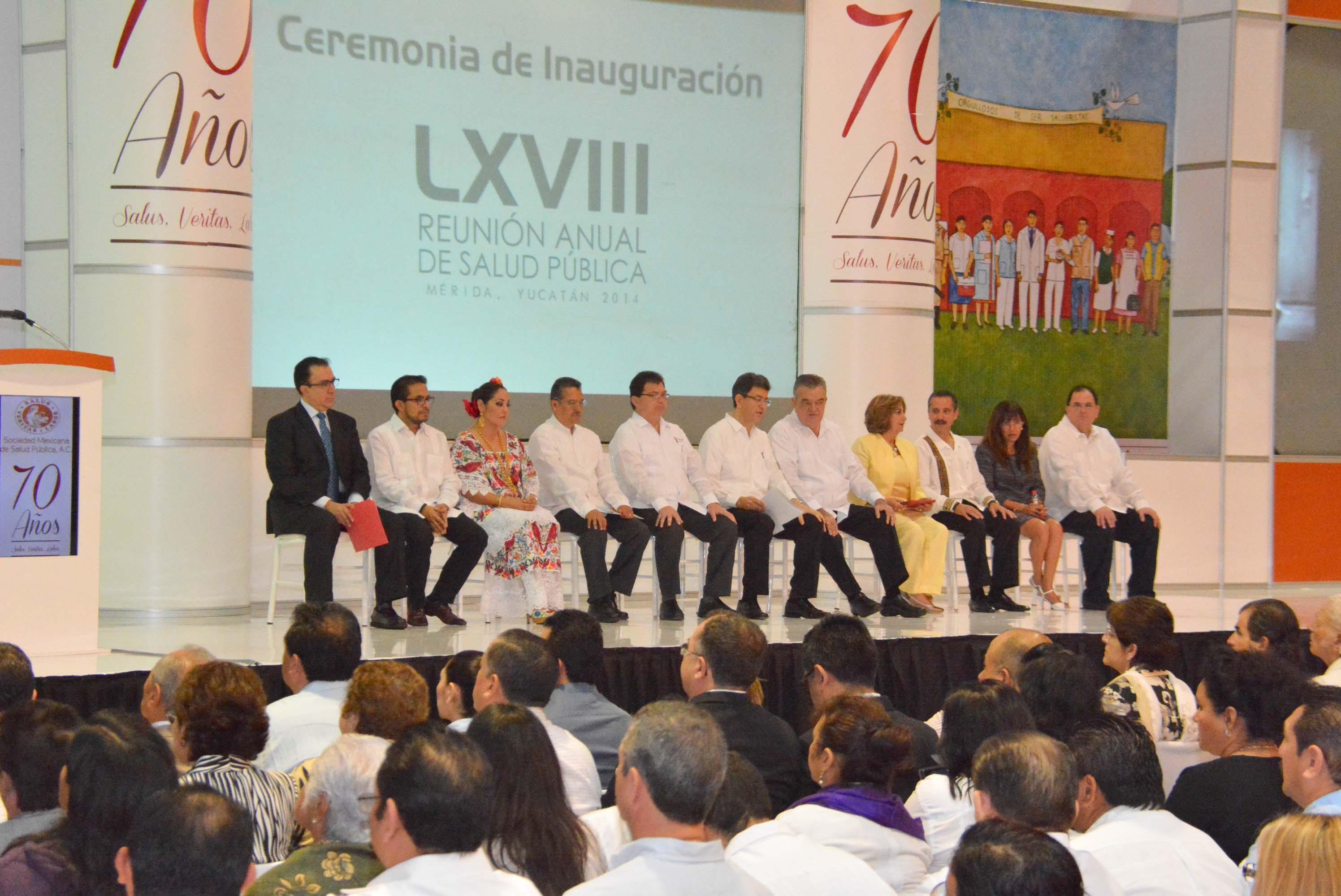 LXVIII Reunión Anual de Salud Pública