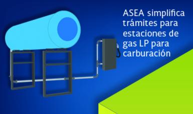 Estaciones de gas LP para carburación podrán presentar informe preventivo.