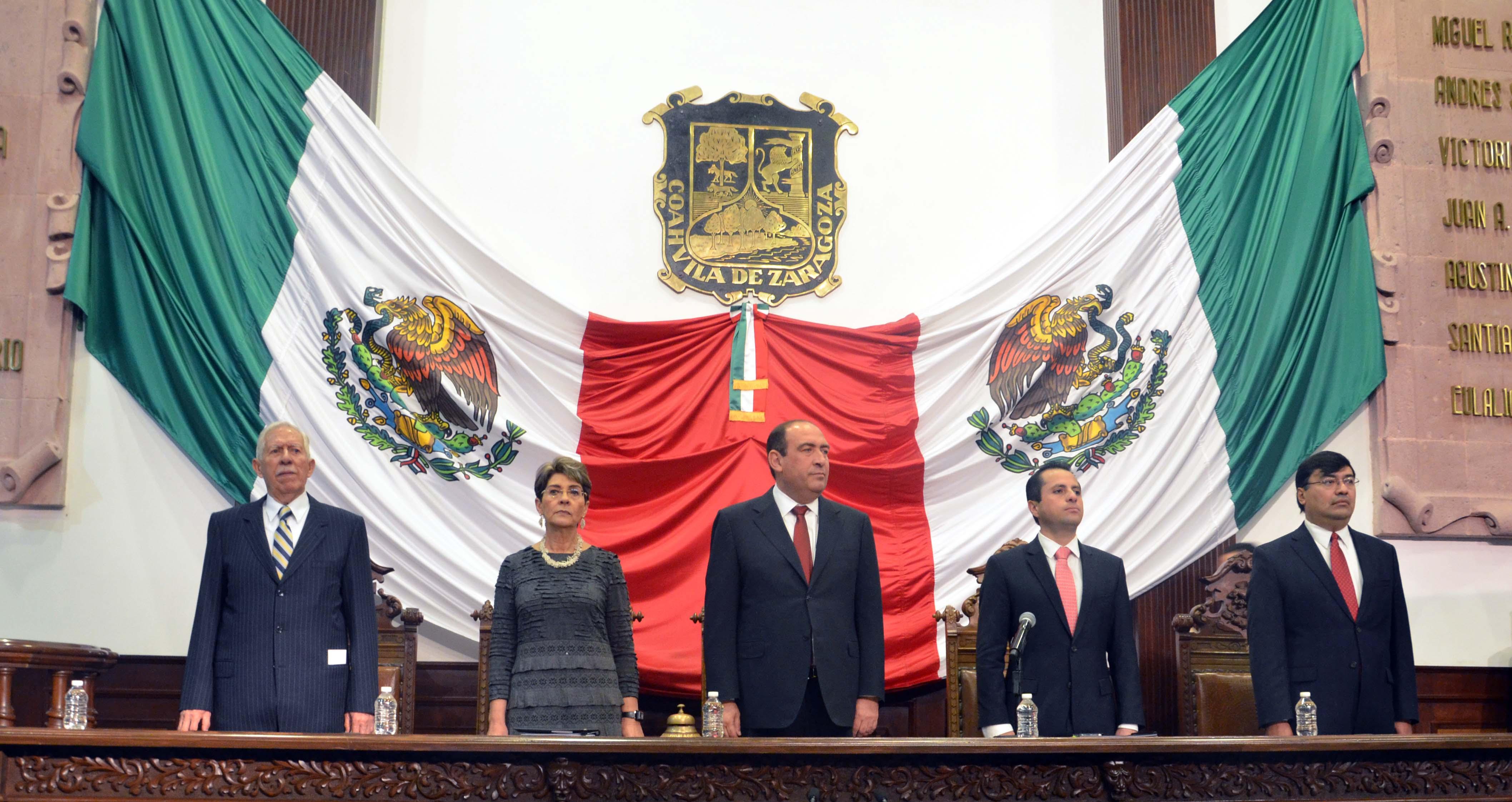 Las reformas transformadoras abonan al México en paz, incluyente y próspero