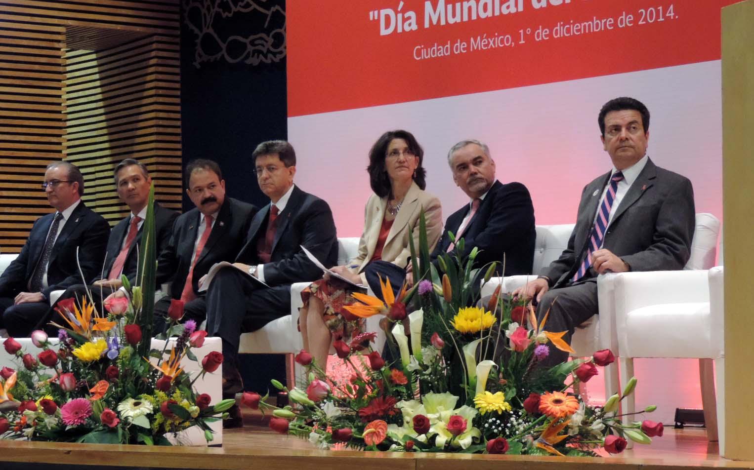 Se llevó a cabo la ceremonia del Día Mundial del Sida