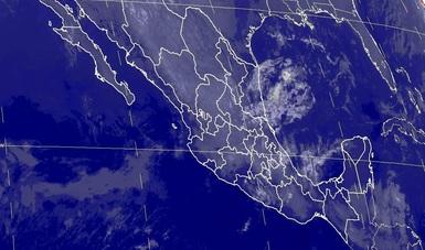 Se prevén condiciones estables con ambiente cálido y baja probabilidad lluvia en la mayor parte de México